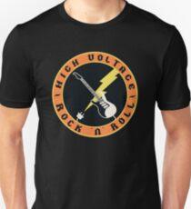 High Voltage - Rock 'n' Roll Unisex T-Shirt