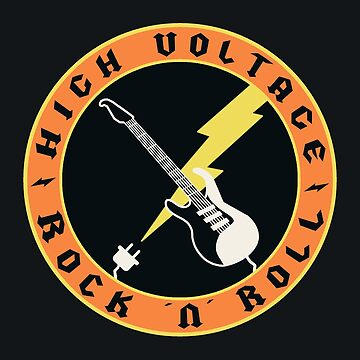 High Voltage - Rock 'n' Roll by ndaqb