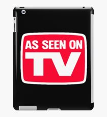 COOL TV iPad Case/Skin