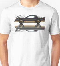 1984 Black & Gold T/A T-Shirt