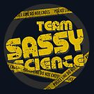 Team Sassy Science by Laura Spencer