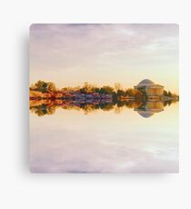 Jefferson Memorial  Canvas Print