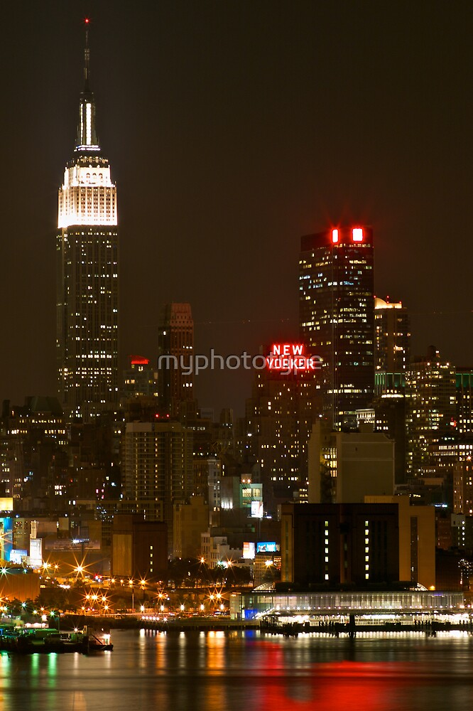 Night by The New Yorker by myphototype