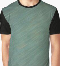 Autumn Green Graphic T-Shirt