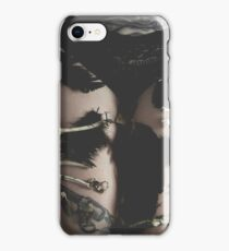 Unusual Girl iPhone Case/Skin