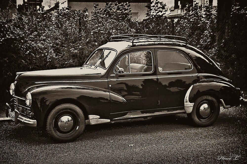 Peugeot 203  by Drax