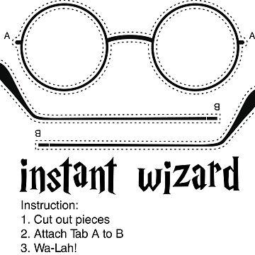 instant wizard by supertruji