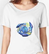 Bayblade Burst [Valt_Beyblade] Women's Relaxed Fit T-Shirt