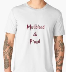 Mudblood & Proud  Men's Premium T-Shirt