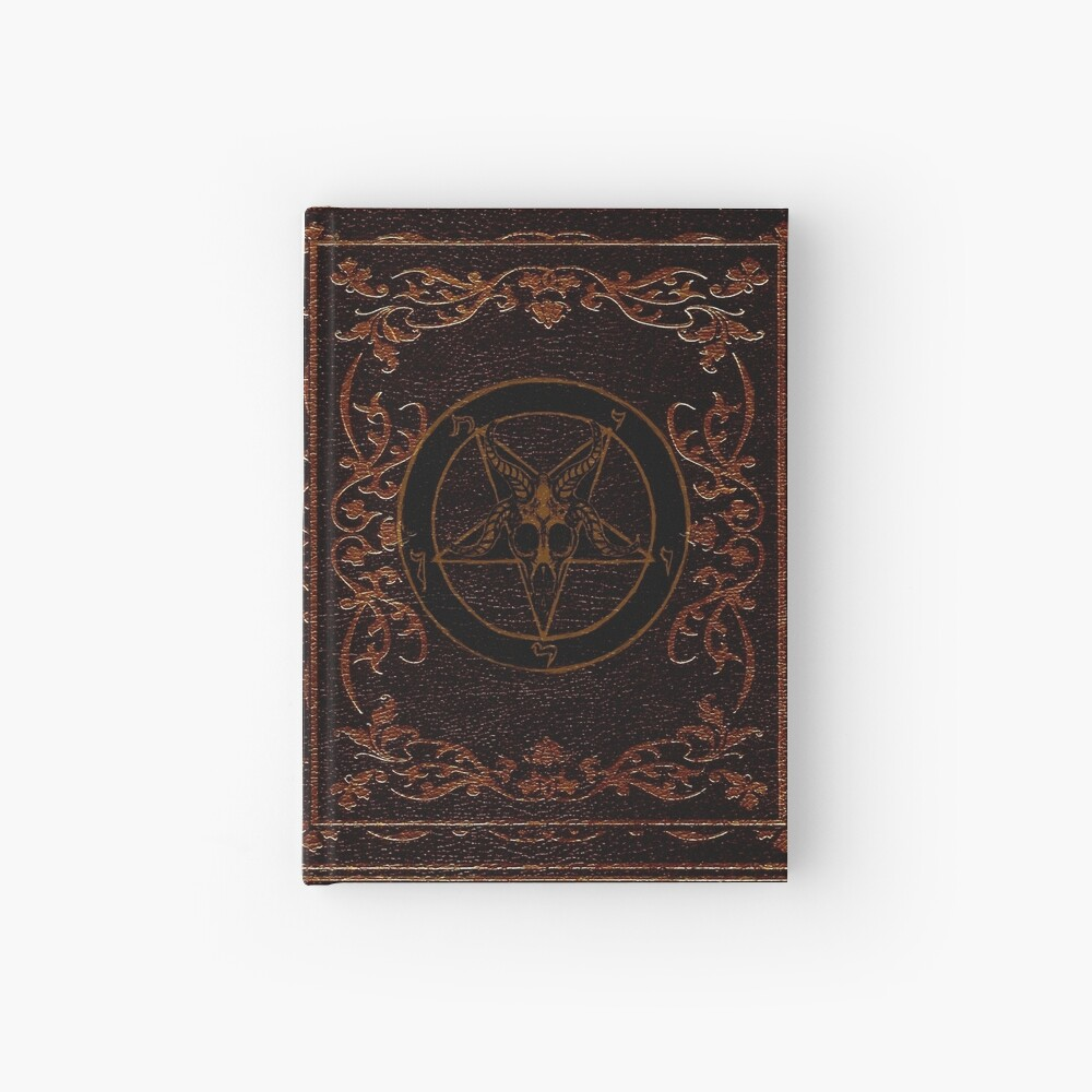 Grimoire Hardcover Journal