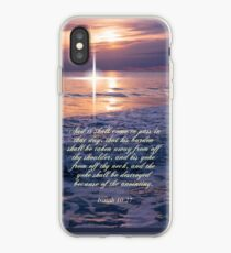 The Yoke Will Be Destroyed iPhone Case