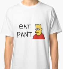 "Eat Pant ""Meme"" Classic T-Shirt"