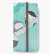 Fly With Me! iPhone Wallet/Case/Skin