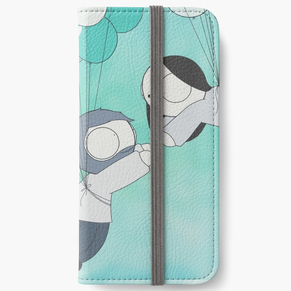 Fly With Me! iPhone Wallet