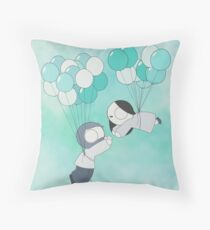 Fly With Me! Throw Pillow