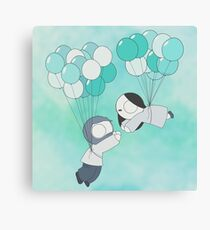 Fly With Me! Canvas Print