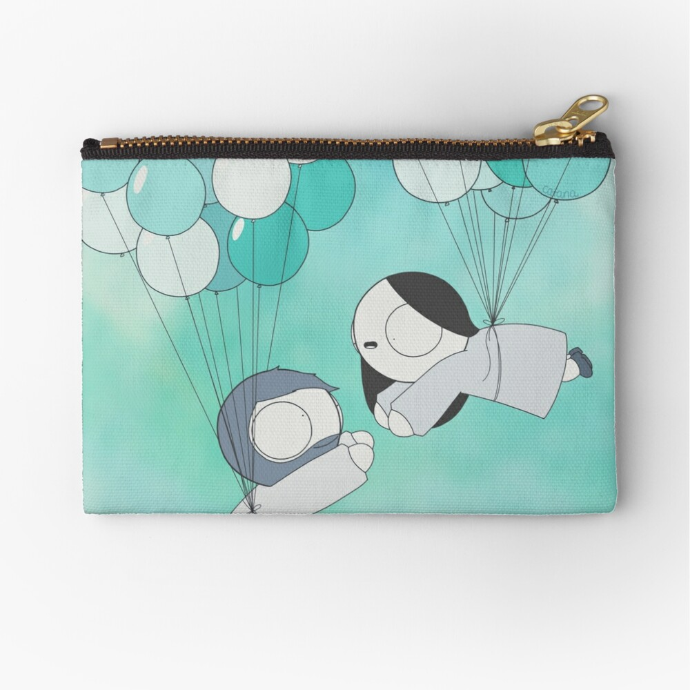 Fly With Me! Zipper Pouch