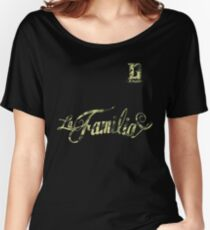 J Balvin - LaFamilia Women's Relaxed Fit T-Shirt
