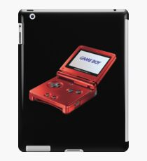 Gameboy Red iPad Case/Skin