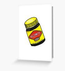 Happy Little Vegemite Greeting Card