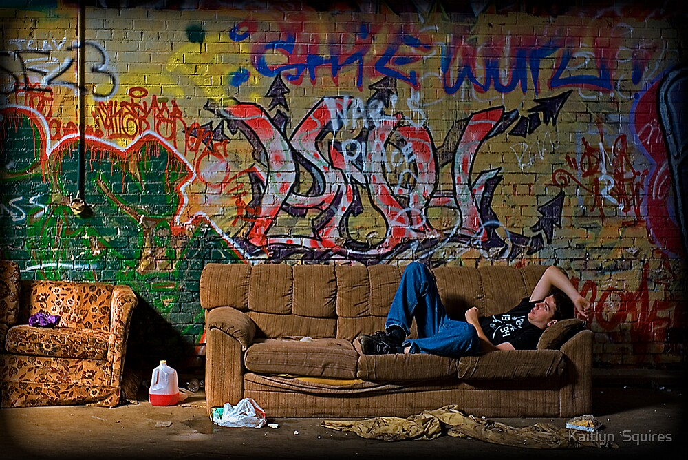 urban life by Kaitlyn  Squires