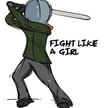 Fight Like a Girl by CapnAlfie