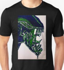 Alien Xenomorph - print T-Shirt