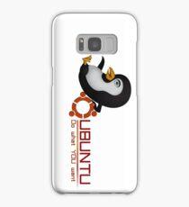 Ubuntu Samsung Galaxy Case/Skin