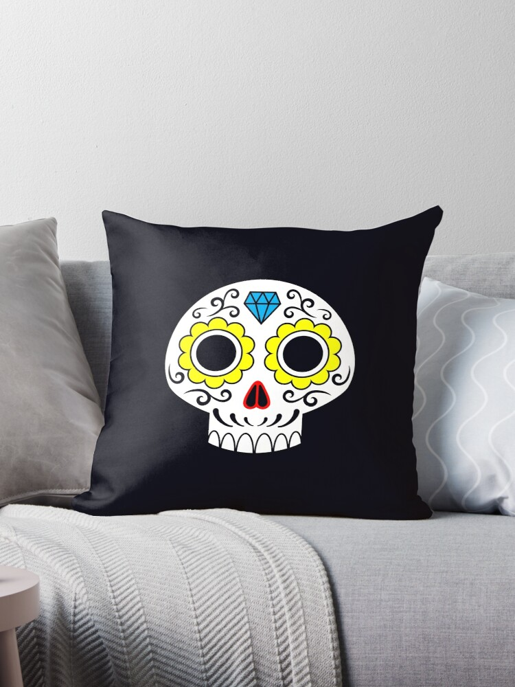 Sugar skull for a cake by Pig's Ear Gear