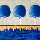 Blue Lagoon by Lisafrancesjudd