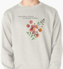 Call Me By Your Name - Inscription Pullover