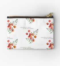 Call Me By Your Name - Inscription Studio Pouch