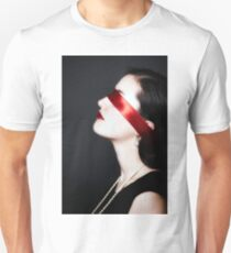 blindfolded T-Shirt
