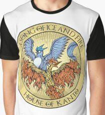Pokemon Game of Thrones Graphic T-Shirt