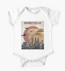 Bunnyzilla - Giant Bunny Rabbit Kids Clothes