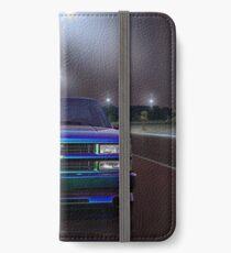 CHEVY SILVERADO iPhone Wallet/Case/Skin