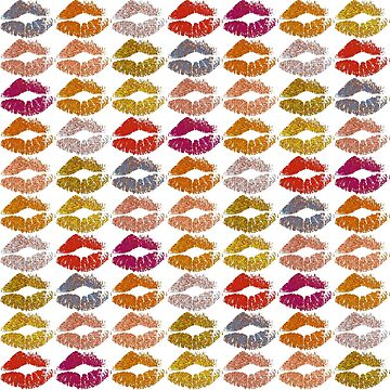 Stylish Colorful Lips by enhan