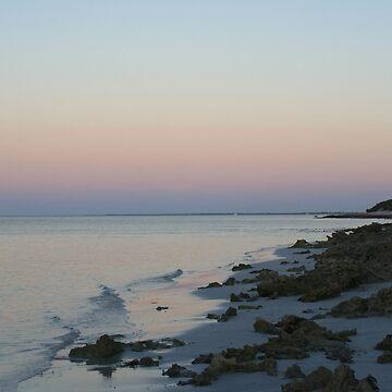 Corny Point, Yorke Peninsula, SA. by ZeroesandOnes