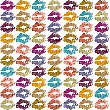 Stylish Colorful Lips #4 by enhan