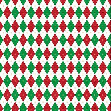 Christmas Argyle II by keltickat