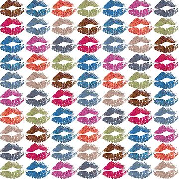 Stylish Colorful Lips #5 by enhan