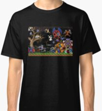 Ghouls 'n ghosts characters Classic T-Shirt
