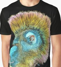 Mohawk Mandrill Graphic T-Shirt