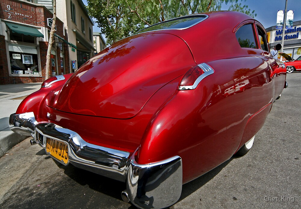 Buick Backside by Chet  King