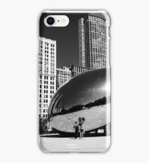Reflections of Chicago iPhone Case/Skin
