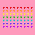Love Is All Around IV ... and it is pink! by ak4e