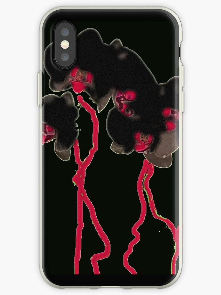 Black Orchids by TASHHOFER