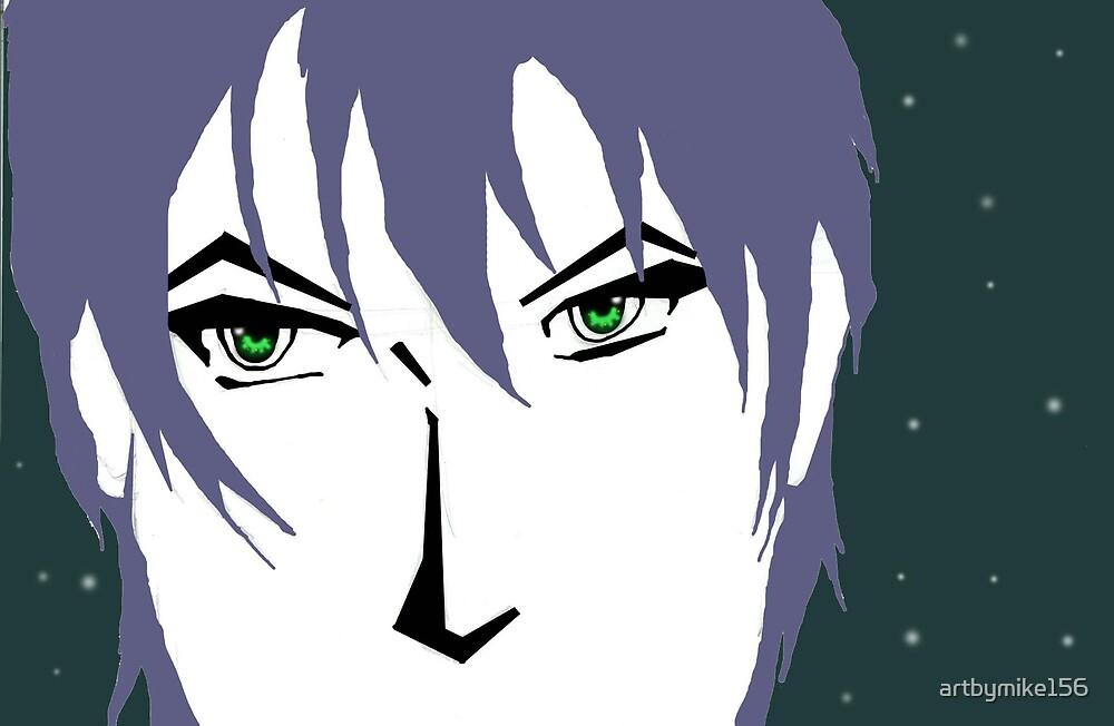 Manga Eyes by artbymike156