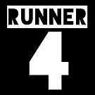 RUNNER 4 - black by Teayl