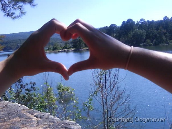we love the lake :) by Courtney Oogenover